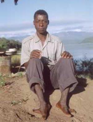 Một người đàn ông của bộ lạc (Ảnh: Letu.life)