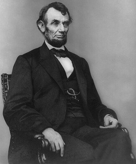 A braham Lincoln-60