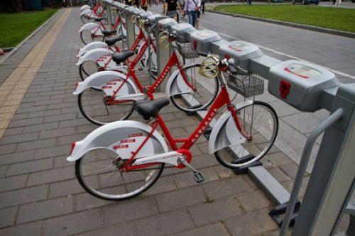 Nhu cầu thuê xe đạp tại Trung Quốc