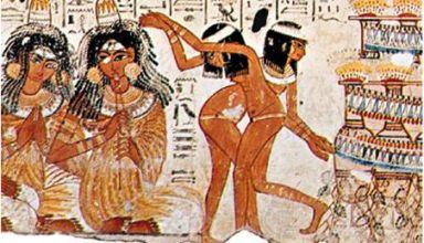 lăng mộ Pharaon Ai Cập