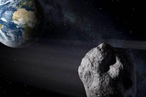 tiểu hành tinh gần Trái Đất.